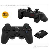 Frisby FGP-W510PU 2.4GHz Kablosuz Pc, Ps2, Ps3 Uyumlu Game Pad