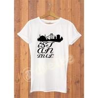 Dyetee İstanbul 1 Erkek T-Shirt