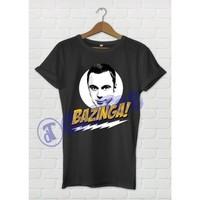 Dyetee Bazinga Erkek T-Shirt