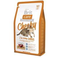 Brit Care Geyik Etli Pirinçli Kedi Maması (I´M Living Outdoor) 2 Kg