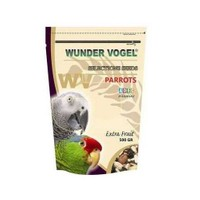 Wunder Vogel Selection Aromalı Papağan Yemi 500 Gr W-905