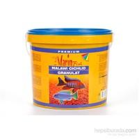 Malawi Cichlid Gran.10 Lt-3 Kg Balık Yemi