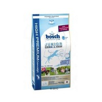 Bosch Kuzu Etli Pirinçli Yavru Köpek Maması - 15Kg