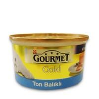 Gourmet Gold Kıyılmış Ton Balıklı Kedi Konservesi 85Gr x 6 Adet