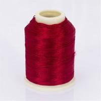 Altınbaşak Koyu Kırmızı 20 Gr Polyester Dantel İpliği - 646