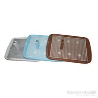 Dr.Sacchi SH3929 Kedi-Köpek Tuvaleti 60x40cm Karışık Renk
