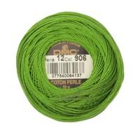 Dmc Koton Perle Yumak 10 Gr Yeşil No:12 - 906