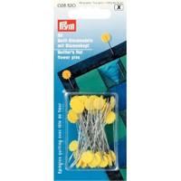 Prym 50 Adet Düz Başlı Çiçek Toplu İğne - 028520