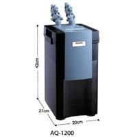 Aquanic Akvaryum Dış Filtre 950 L/H 200-Aq1200