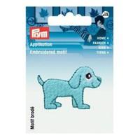 Prym Su Yeşili Köpek Desenli Aplike - 923139