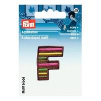 Prym F Harfi Desenli Aplike - 924236