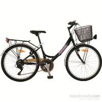 """Belderia 24"""" Elegance Kadın Şehir Bisikleti"""
