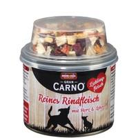 Animonda Gran Carno Favori Sığır Etli&Sebzeli Köpek Konservesi 210 Gr.