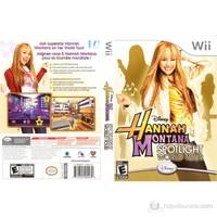 Wii Disney Hannah Montana