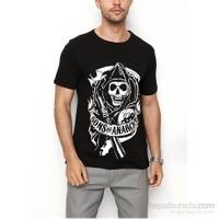 Köstebek Sons Of Anarchy Erkek T-Shirt