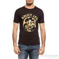 Köstebek Bruce Lee Erkek T-Shirt