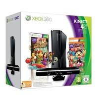 Xbox 360 4GB + Kinect Bundle + 1 Oyun ( Carnival)
