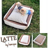 Kemique Latte Köpek Yatağı 2X-Large