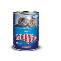 Miglior Gatto Balıklı Yetişkin Kedi Konservesi 405 Gr
