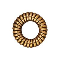 Tierra Cast 1 Adet 9.75X2.25 Mm Altın Rengi Halka Takı Ara Aksesuarı - 94-5592-26