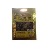 Rotifish Balık Yavru Yemi No:2 10 Gr