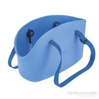 Ferplast With-Me Blue Köpek Taşıma Çanta Mavi Renk