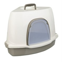 Trixie Kedi Köşe Tuvalet, 55 × 42 × 42 Cm