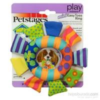 Petstages Mini Easy Toss Ring (Köpek Oyuncağı, Diş Kaşıyıcı)