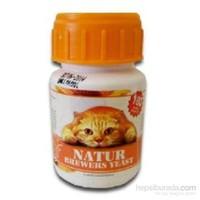Natur Brewers Yeast Kediler İçin Sarımsaklı Maya Tableti (180 Tablet)