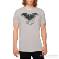 Köstebek Game Of Thrones- All Men Must Die Erkek T-Shirt