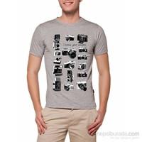 Köstebek Choose Your Weapon Erkek T-Shirt