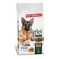 Reflex Kuzulu Ve Pirinçli Sebzeli Yetişkin Köpek Maması 3 Kg