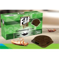 Dual Chemical Filit Hamam Böceği Yem Tableti (6'Lı Paket)