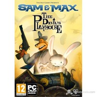 Same & Max: The Devil's Playhouse PC