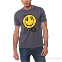 Köstebek Dj Smiley Erkek T-Shirt