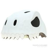 Crazy Safety Wild Skull White Çocuk Kaskı