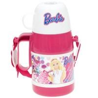 Hakan Çanta Barbie Lisanslı Çocuk Matarası Termos Model 2
