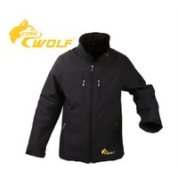 Cosywolf Lima Softshell Mont Siyah