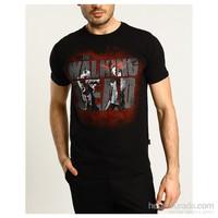 Köstebek Walking Dead Erkek T-Shirt