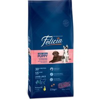 Felicia 15 Kg Kuzulu Büyük Irk Yavru Köpek Maması