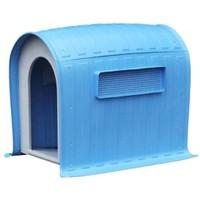 Dr.Sacchi Plastik Köpek Kulübeleri Oval - HC003A - 99X66,5X92,5cm