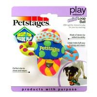 Petstages Mini Loop Ball (Köpek Oyuncağı, Diş Kaşıyıcı)