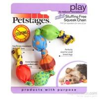 Petstages Mini Squeak Chain (Köpek Oyuncağı, Diş Kaşıyıcı)