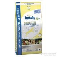Bosch Sensitive Kuzulu Ve Pirinçli Yetişkin Kuru Köpek Maması 3 Kg