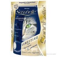 Sanabelle Adult Sensitive With Fine Lamb Kuzulu Pirinçli Kuru Kedi Maması 2 Kg