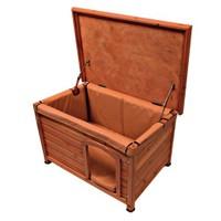 Trixie Large 39552 köpek kulübesi için termal&ısıtıcı yatak