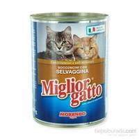 405 Gr x 24'lü Miglior Gatto Manzo Biftekli Yetişkin Kedi Konservesi