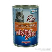 Miglior Gatto Sebzeli Balıklı Ezme Yetişkin Kedi Konservesi 400gr