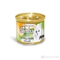 85 Gr x 24'lü Simba Tuna Okyanus Balıklı Pate Kedi Konservesi