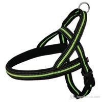 Trixie Köpek Göğüs Tasma Xl 78-100Cm/35Mm Siyah/Yeşil